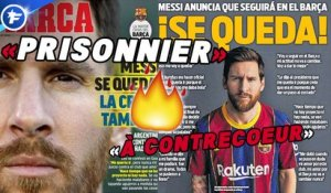 Le monde réagit avec surprise au revirement de Lionel Messi