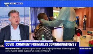 Covid: comment freiner les contaminations ? (2/2) - 06/09
