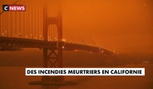 Des incendies meurtriers en Californie