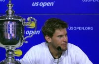 "US Open 2020 - Dominic Thiem : ""I have achieved the goal of a lifetime"""