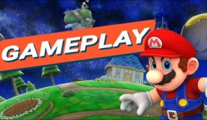 SUPER MARIO 3D ALL-STARS : 10 minutes de MARIO 64, MARIO SUNSHINE, MARIO GALAXY - GAMEPLAY SWITCH FR