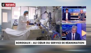 Bordeaux : le service de réanimation sous tension