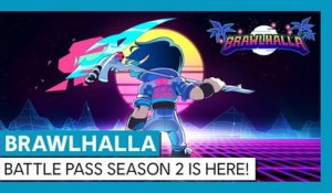 Brawlhalla - Battle Pass Season 2 Launch Trailer
