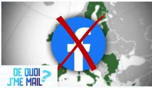 Disparition de Facebook en Europe : coup de bluff ?   DQJMM (1/2)