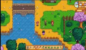 Stardew Valley : Fin du premier printemps ? (27/09/2020 14:37)