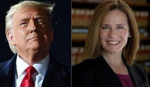 Donald Trump nomme Amy Coney Barrett pour remplacer la juge Ruth Bader Ginsburg