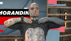 Morandini Live - Freaky Hoody, le prof le plus tatoué de France, explique sa transformation