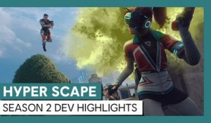 Hyper Scape: Season 2 Dev Highlights