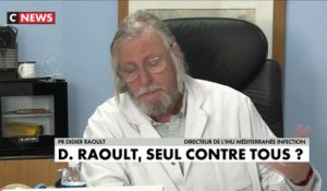 L'Interview de Didier Raoult du 06/10/2020
