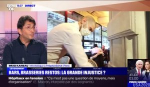 Bars, brasseries, restos: la grande injustice ? - 06/10