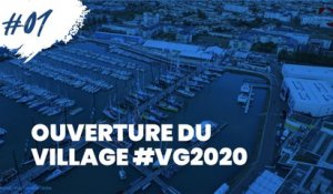 #01 Village VG2020 - Minute du jour