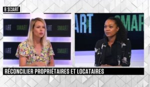 SMART IMPACT - L'invité de SMART IMPACT : Annesophie Thomas (Co-Fondatrice & CEO, Gestia Solidaire)