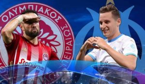 Olympiakos-OM : les compos probables