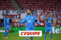 Dario Benedetto n'y arrive toujours pas - Foot - C1 - OM
