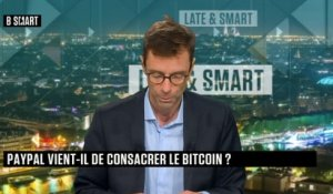 LATE & SMART - Emission du jeudi 22 octobre