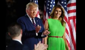 ✅  Melania Trump : comment elle a humilié Donald Trump face à son rival Joe Bien