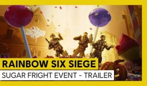 Tom Clancy's Rainbow Six Siege - Sugar Fright Event - Trailer