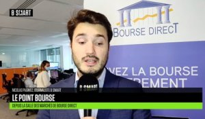 POINT BOURSE - Emission du mardi 27 octobre