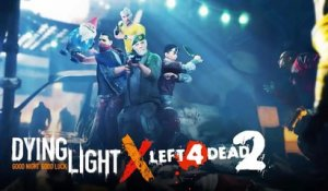 Dying Light - Official Left 4 Dead 2 Crossover Event Trailer