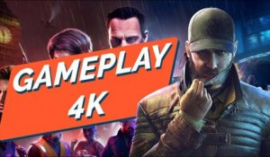 WATCH DOGS LEGION : Immersion dans les rues de Londres... - GAMEPLAY 4K