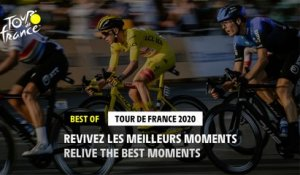 #TDF2020 - Le best-of de la 107e édition !
