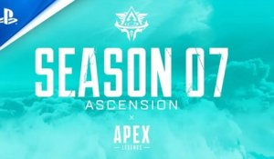 Apex Legends - Season 7: Ascension Gameplay Trailer | PS4