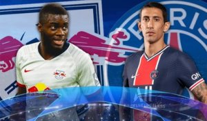 RB Leipzig - PSG : les compositions probables