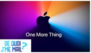 One More Thing : que nous réserve la keynote Apple de mardi ? DQJMM (1/2)