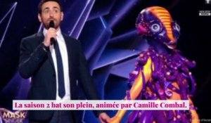 Mask Singer 2 : Dave raconte une bourde incroyable de la production