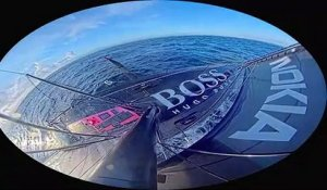 A bord d'Hugo Boss - 09/11/2020