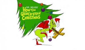Dr. Seuss - How The Grinch Stole Christmas - Vintage Music Songs