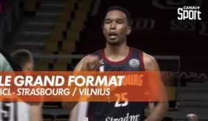 Le grand format de Strasbourg / Vilnius - Basketball Champions League