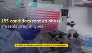 Covid-19 : on fait le point sur la course mondiale au vaccin