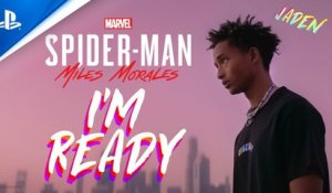 "Jaden - ""I'm Ready"" - Official Music Video (From Marvel's Spider-Man: Miles Morales Game Soundtrack)"