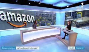 Consommation : appel au boycott contre Amazon