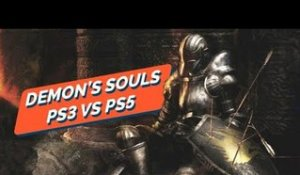 DEMON'S SOULS : PS3 VS PS5, le match !