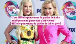 Luke Perry : Jennie Garth et Tori Spelling lui rendent un touchant hommage