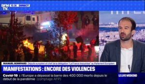 Manifestations: encore des violences - 29/11