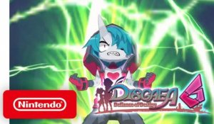 Disgaea 6: Defiance of Destiny - Story Trailer - Nintendo Switch
