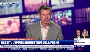 Brexit: l'épineuse question de la pêche - 02/12