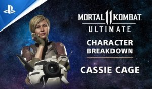 Mortal Kombat 11 Ultimate Beginner's Guide - How to play Cassie Cage | PS Competition Center