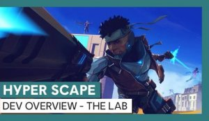 Hyper Scape Lab Dev Overview: Crossplay, Team Deathmatch, & Arcadium