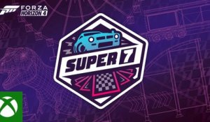 Forza Horizon 4 - Official Super 7 Trailer