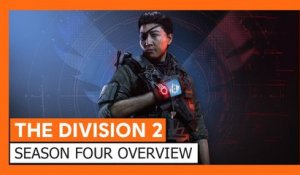 OFFICIAL THE DIVISION 2 - WARLORDS OF NEW YORK - SEASON FOUR OVERVIEW