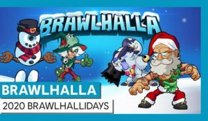 Brawlhalla - The Brawlhallidays are back!