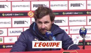 Villas-Boas : «L'expulsion change tout le match» - Foot - L1 - OM