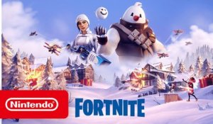Fortnite Operation Snowdown - Launch Trailer - Nintendo Switch