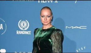 Samantha Morton, actrice de « The Walking Dead », implore le public de porter des masques