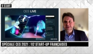 SMART TECH - L'interview : Éric Morand (Business France)