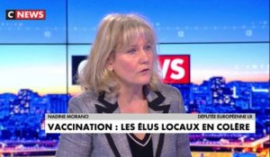L'interview de Nadine Morano
